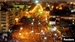 Millones de ciudadanos de Egipto marcharon en todo el país exigiendo la renuncia del presidente Mohamed Morsi.