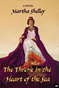 Jezebel gets a more sympathetic portrayal in author Martha Shelley's 'The Throne in the Heart of the Sea.'