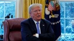 ေျမာက္ကိုရီးယားကို ရုရွားကူညီတယ္လို႔ သမၼတ Trump စြပ္စဲြ