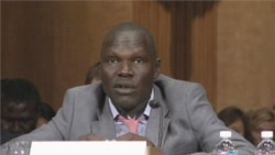 US Lawmakers Hear from Kony/LRA Victims