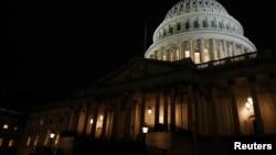ARSIP – Gedung U.S. Capitol tampak di Capitol Hill di Washington, 28 Januari 2014