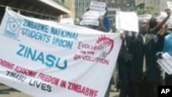 Turmoil continues within the Zimbabwe National Students Union.