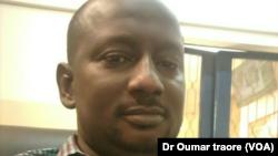 Dr Oumar Trawele, kumana Binye Dimi Banan Kan