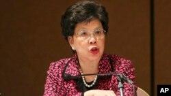 En una conferencia que se llevó a cabo en La Habana, Chan exhortó a las autoridades cubanas a no cometer los errores de otros gobiernos en su modernización.