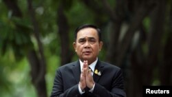 ထုိင္း ဝန္ႀကီးခ်ဳပ္ Prayuth Chan-ocha (ဇြန္၊ ၀၆၊ ၂၀၁၉)