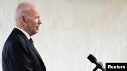Ông Biden phát biểu hôm 30/5.
