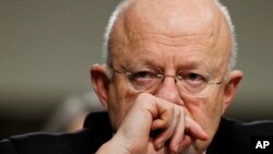 James R. Clapper, Jr., Director of National Intelligence (File)