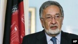 آقای رسول می گوید که صلح در افغانستان به نفع پاکستان نیز است