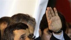 احمدی نژاد: اسراييل را از مرز لبنان مورد تاخت و تاز لفظی قرار داد