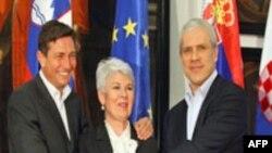 Tadić: Učešće Kosova samo po Rezoluciji 1244