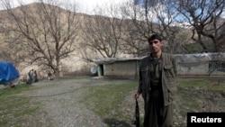 Şervanekî PKKê li Qendîlê