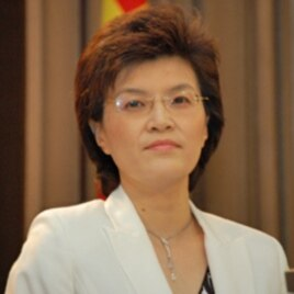 Jiang Yu , Chinese Foreign Ministry Spokeswoman