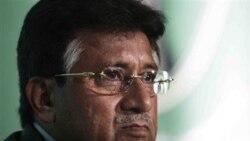 صدور حکم دستگیری پرویز مشرف