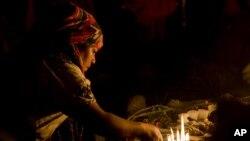 Представительница индейцев майя
