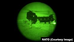 جریان عملیات نظامی نیروهای امریکایی و افغان در جوزجان