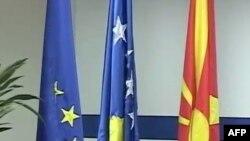 Shtohet eksporti i mallrave të Maqedonisë në Kosovë