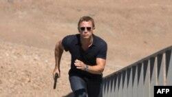 Daniel Craig trong phim Quantum of Solace