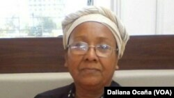 Susana Marley, conocida como Mamá Grande, relató a la VOA el incidente en que fue herida de bala una niña indígena de 15 años en la Costa Caribe de Nicaragua..