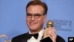 Aaron Sorkin, sutradara film Molly's Game (foto: dok).