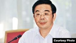 最高法院院長周強(蘋果日報圖片)