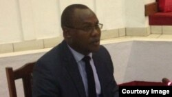 Jean Baptist Baribonekeza, umukuru w'umurwi w'igihugu wigenga ujejwe agateka ka zina muntu