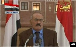 Ali Abdullah Saleh (archives)