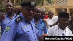 Kwamishinan 'yan sanda na Jihar Borno, Damian Chukwu