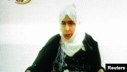 伊拉克激进分子里沙维(资料照)