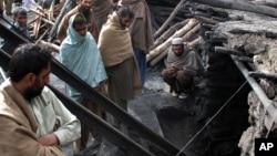 د کوټې د سکرو ډبرو په کان کې د چاودنې له کبله نهه افغانان مړه شول