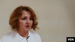 Suzana Grubješić, Evropski pokret u Srbiji