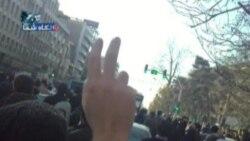 تظاهرات مخالفان دولت در تهران - ۲۵ بهمن ۱۳۸۹