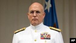 """""""Aunque no hay acuerdo en los diferentes países y sus jefes de seguridad respecto a si tienen o no un problema de terrorismo hay criterio general de que la radicalización es un problema"""", dijo el almirante Tidd."""