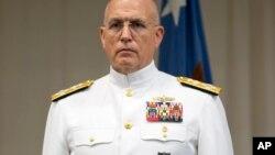 Admiral Kurt Tidd, babban kwamnadan rundunar sojin ruwan Amurka na kudancin nahiyar Amurka