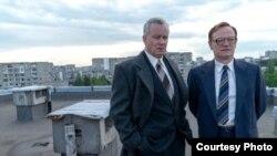 «Чернобыль». Кадр из фильма