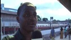 Huduma ya Treni Dar es Salaam - VOA Mitaani