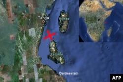 Tanzanya'da Korkunç Deniz Kazası