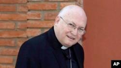 FILE - Bishop Rogelio Ricardo Livieres Plano.