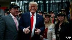Donald Tramp, republikanski predsednički pretendent u Njujorku, 17. april 2016.