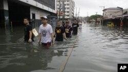 Châu Á là lục địa dễ bị rủi ro nhất từ động đất, bão, lũ lụt, và các tai họa khác