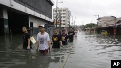 Phillippine Flood