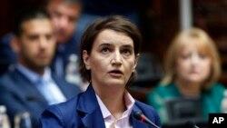 Skupština Srbije izglasala je novu Vladu na čelu sa Anom Brnabić