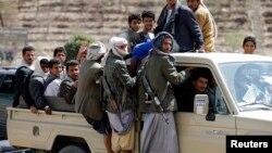 Pemberontak Houthi berhasil menguasai istana kepresidenan Yaman di kota Aden Kamis 2/4 (foto: dok).