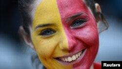 Muôn màu các cổ động viên của Olympic London
