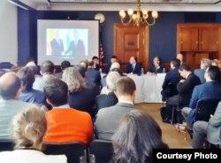 AQSh Senati, Vashington, 17-oktabr, 2017