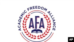 Academic Freedom Alliance logo.