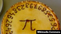 14 марта любители математики отмечают день числа пи