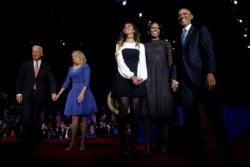 စံနမူနာယူစရာေကာင္းတဲ့ သမၼတကေတာ္ Michelle Obama