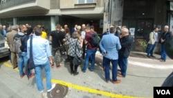 Obeležavanje 19 godina od ubistva Slavka Ćuruvije