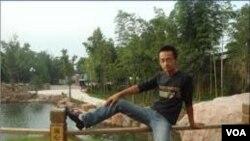 蘇州常熟民主人士顧義民 (網絡圖片)