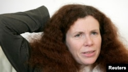 Prominent Russian journalist Yulia Latynina left the country fearing for her life.